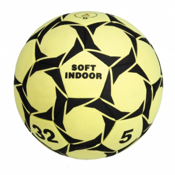 Soft indoor football