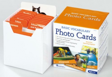 Picture Cards Basic Words