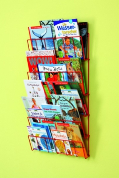Vertical Bookrack