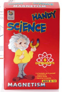 Handy Science Magnetism - silver