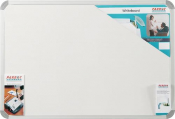 Whiteboard  non-magnetic 150x120 cm
