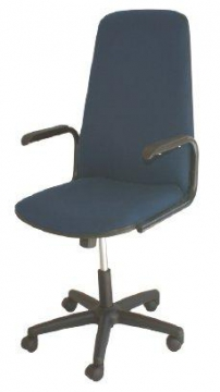 High back swivel & tilt chair