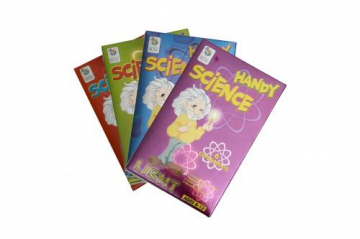 Set Handy Science Colour, light, Magn, water