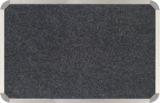 Bulletin Board 100x100cm Laurel Grey (Grey-X)
