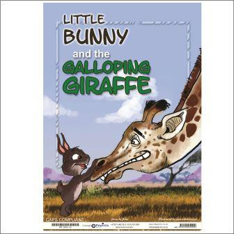 Little Bunny And The Galloping Giraffe