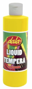 500ml Tempera Paint Yellow