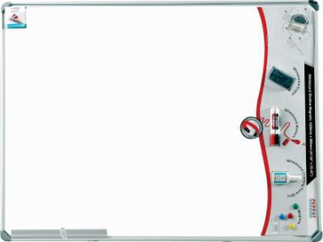 Whiteboard Magnetic School Pack 1200x900mm