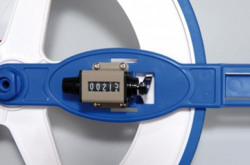 School Tachometer with rubber tyre & grip