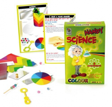 Handy Science Colour - Silver
