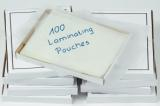 Laminating Pouch A4 220x310mm