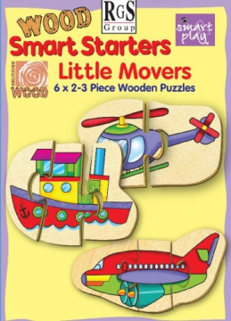 Puzzle Set: Little Movers