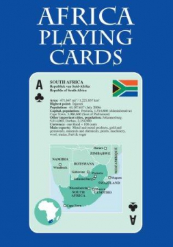 Africa Playing Cards