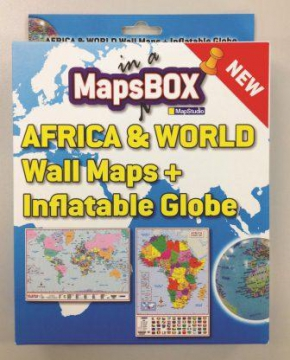 World Map Box Set