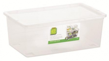 11L Clear Storage Box