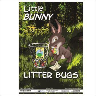 Little Bunny And The Litter Bugs