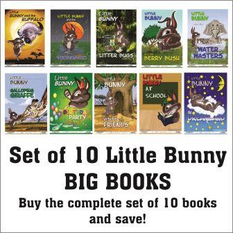 Complete Set Of Bunny Books