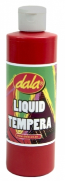 500ml Tempera Paint Red