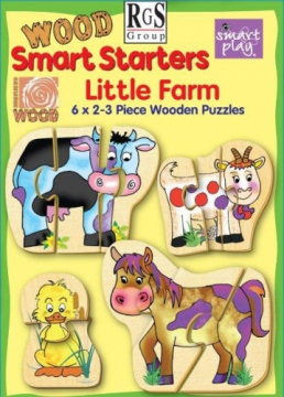 Puzzle Set: Little Farm