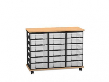 18 Drawer Storage Unit