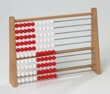 Class Set of 30 Learner Counting Frame up to 100 - White/Red