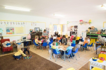 Teaching holistically in pre-school and foundation phase