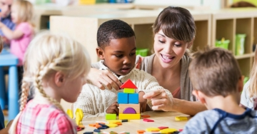 An Introduction to the Curriculum of the 0-4 year old child